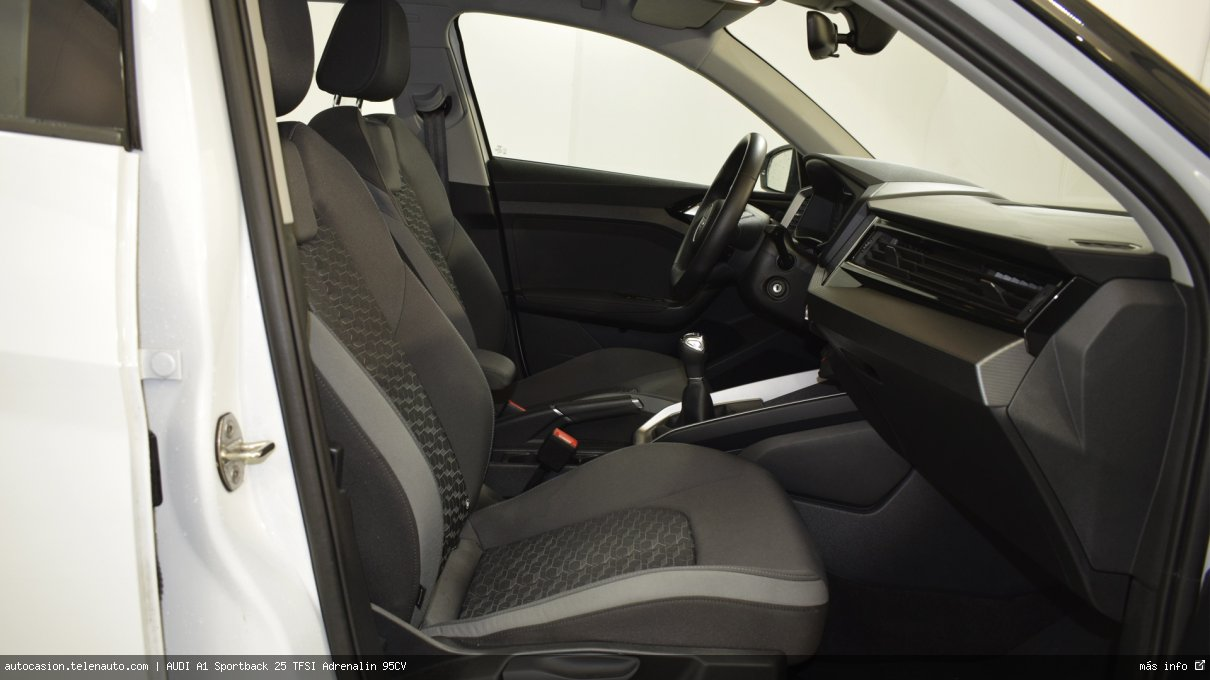 AUDI A3 SPORTBACK 1.6TDI Sport Edition S tronic 110CV (AUTOMÁTICO)