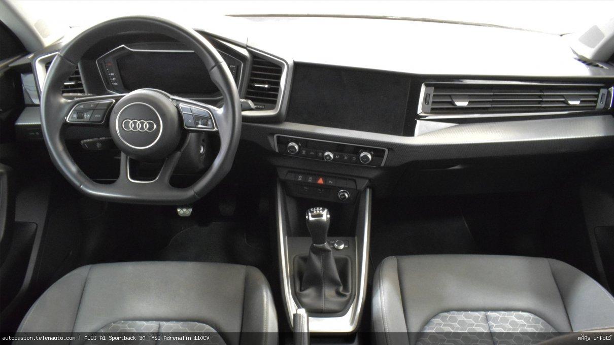 AUDI A3 1.6TDI Design Edition S tronic 110CV