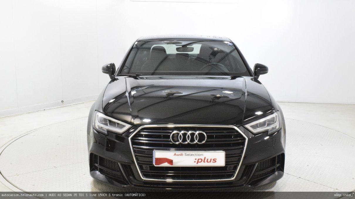 Audi A3 sedan 35 TDI S line 150CV S tronic (AUTOMÁTICO) Diesel kilometro 0 de ocasión 2