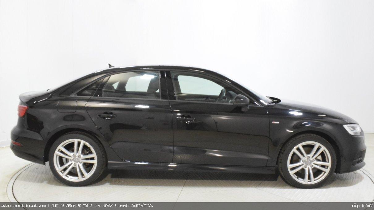 Audi A3 sedan 35 TDI S line 150CV S tronic (AUTOMÁTICO) Diesel kilometro 0 de ocasión 3