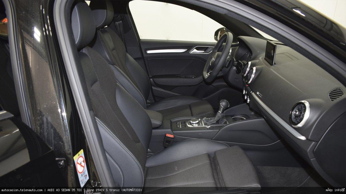 Audi A3 sedan 35 TDI S line 150CV S tronic (AUTOMÁTICO) Diesel kilometro 0 de ocasión 6