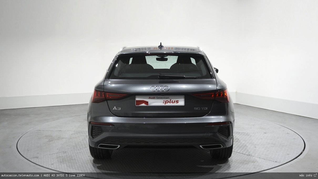 AUDI A4 Allroad Quattro 2.0 TDI 163CV S tr unlimited (AUTOMÁTICO) - Foto 3
