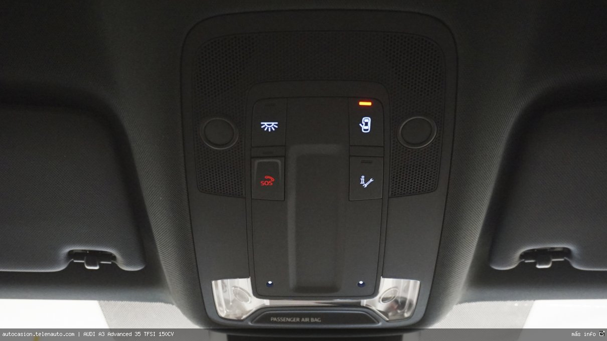 AUDI A3 Sportback 35 TDI S line S tronic 150CV (AUTOMÁTICO) - Foto 10