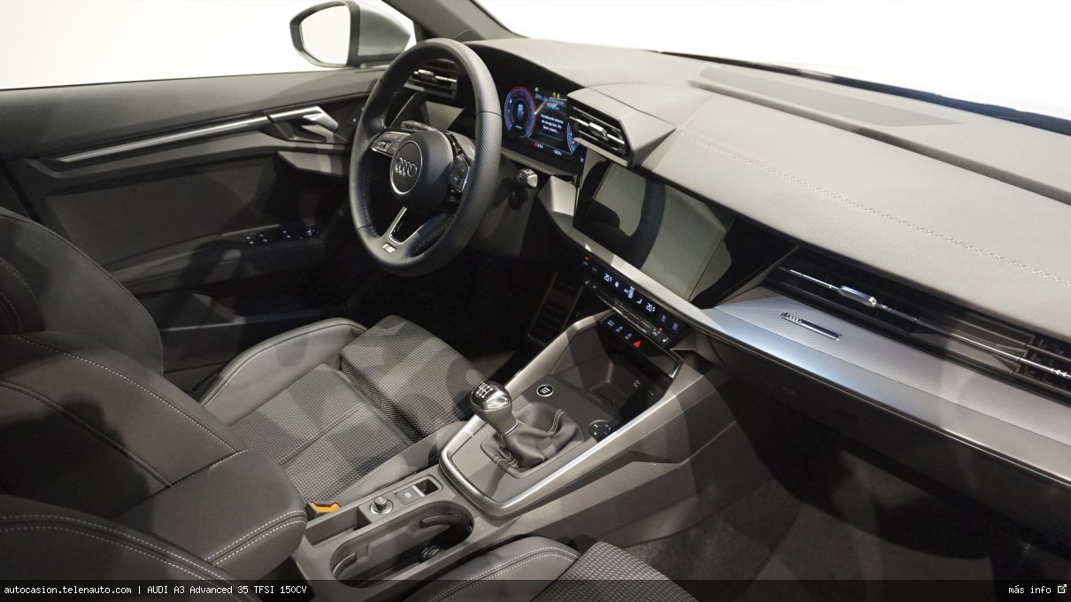 AUDI A3 Sportback 35 TDI S line S tronic 150CV (AUTOMÁTICO) - Foto 6