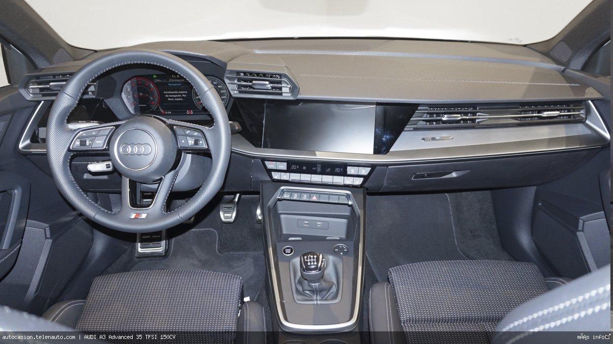 AUDI A3 Sportback 35 TDI S line S tronic 150CV (AUTOMÁTICO) - Foto 7