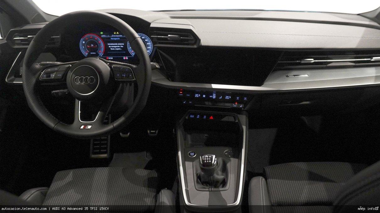 AUDI A3 Sportback 35 TDI S line S tronic 150CV (AUTOMÁTICO) - Foto 8