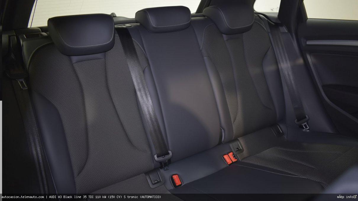 AUDI A3 1.5 TFSI Design Edition CoD EVO S Tronic 150CV (AUTOMÁTICO) - Foto 11