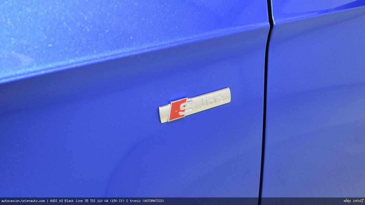 AUDI A3 1.5 TFSI Design Edition CoD EVO S Tronic 150CV (AUTOMÁTICO) - Foto 12