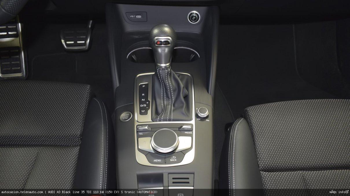 AUDI A3 1.5 TFSI Design Edition CoD EVO S Tronic 150CV (AUTOMÁTICO) - Foto 8