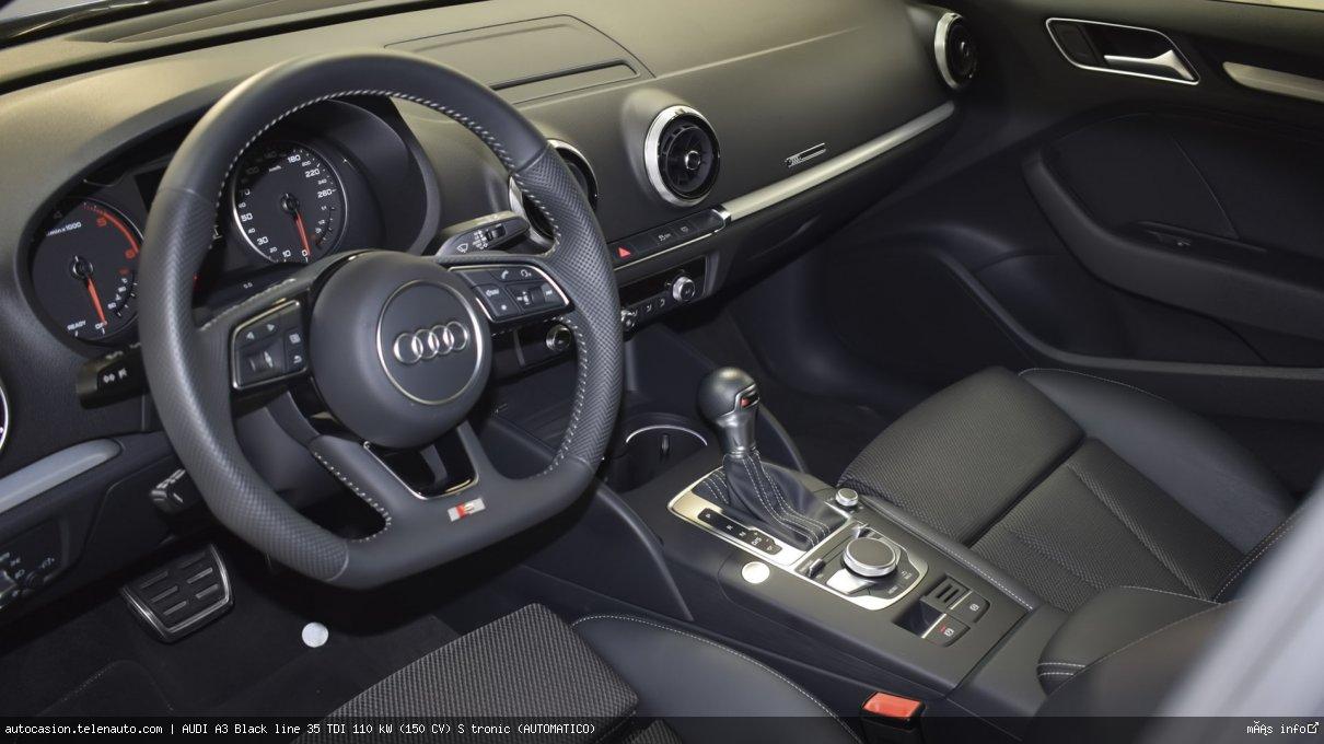AUDI A3 1.5 TFSI Design Edition CoD EVO S Tronic 150CV (AUTOMÁTICO) - Foto 9
