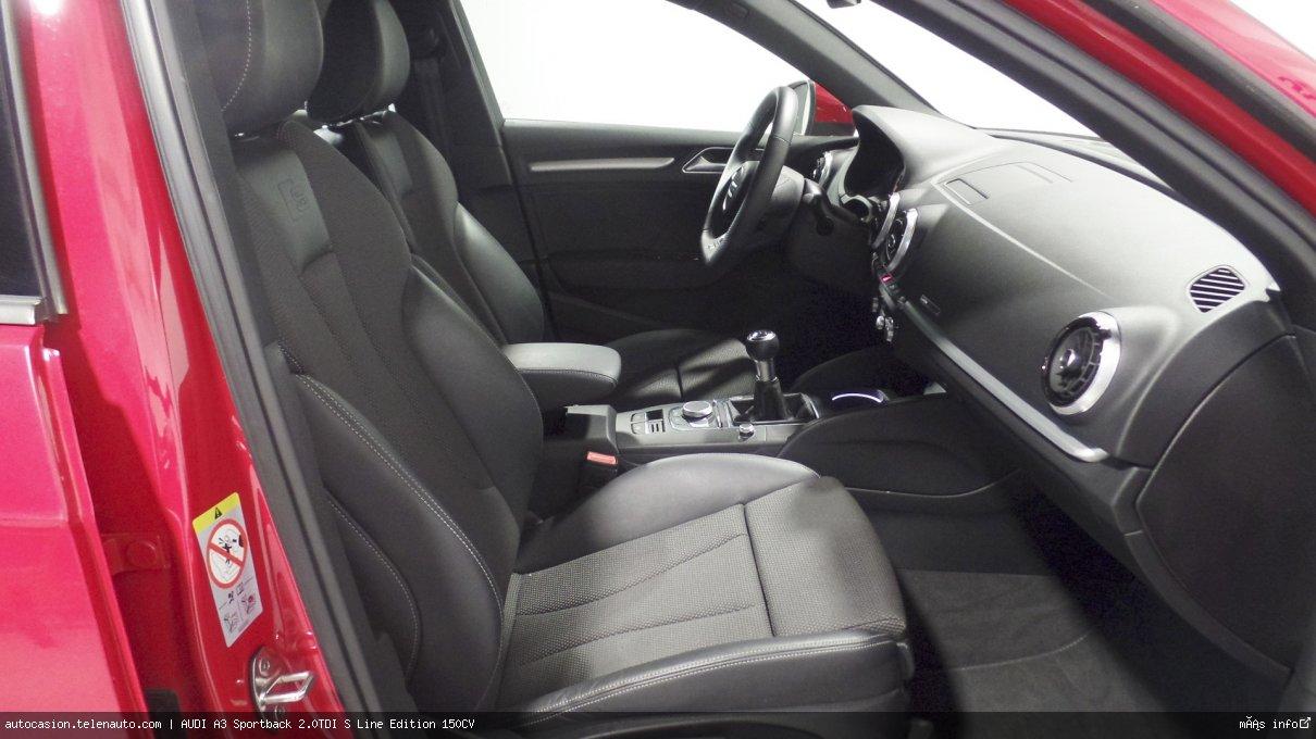 AUDI Q3 35 TFSI Advanced S tronic 150CV (AUTOMÁTICO) - Foto 7