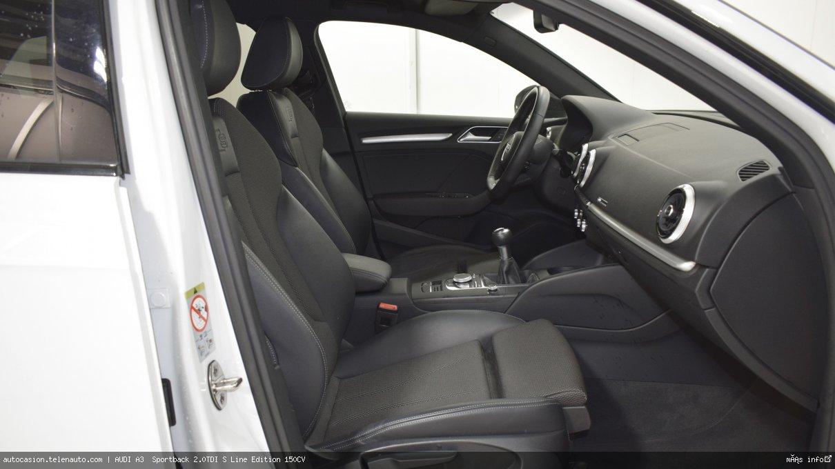 AUDI A1 Sportback 30 TFSI S line 116CV - Foto 6