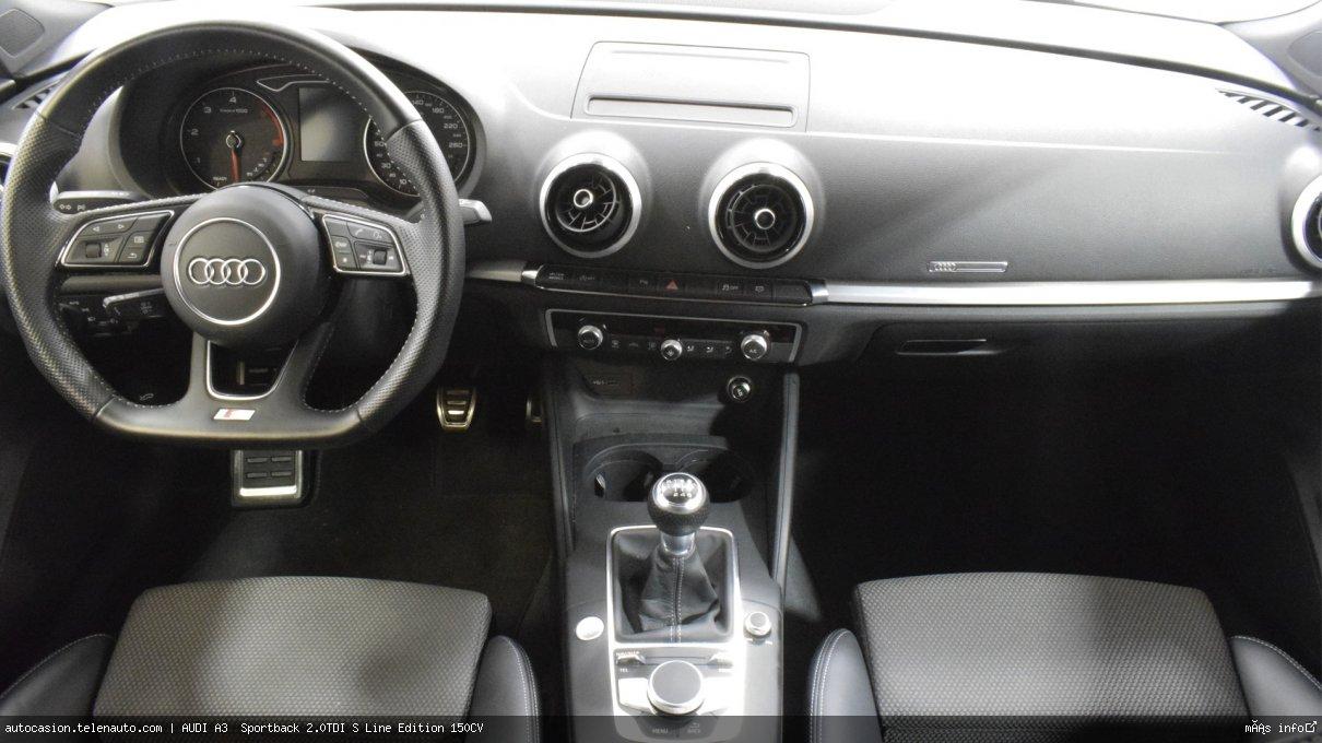 AUDI A1 Sportback 30 TFSI S line 116CV - Foto 7