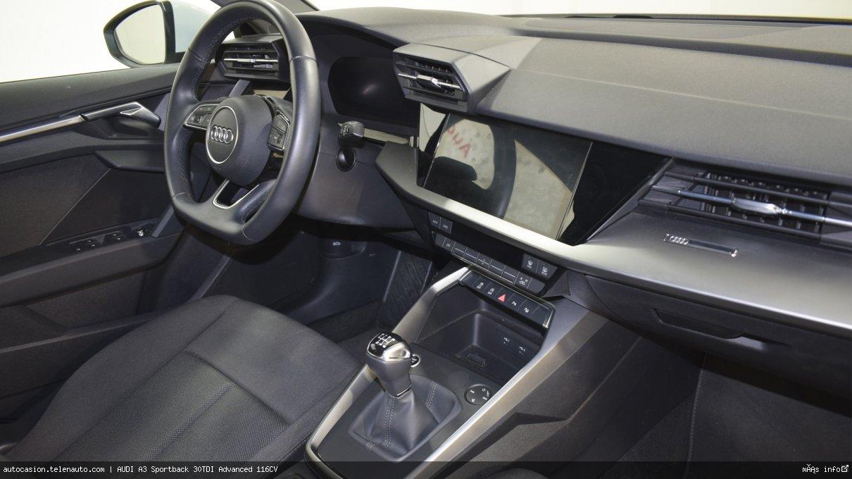 AUDI A3 Sportback 2.0 TDI Design Edition Quattro 150CV (4X4) - Foto 7