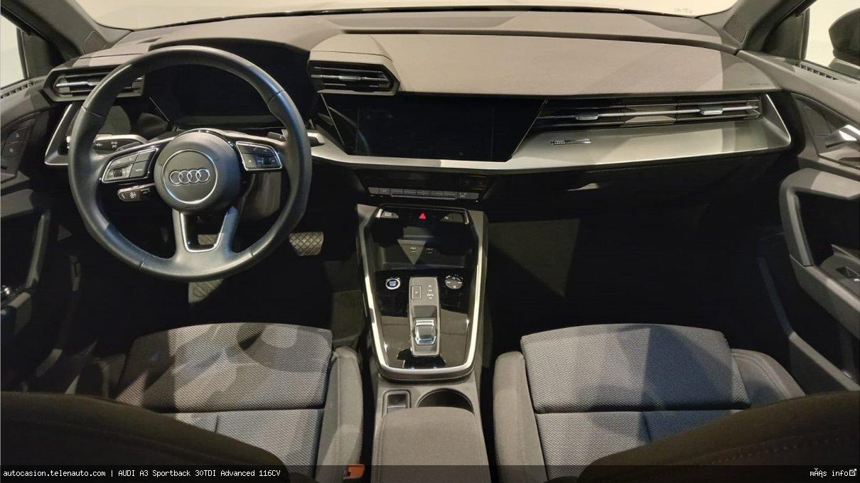 AUDI A3 Sportback 2.0 TDI Design Edition Quattro 150CV (4X4) - Foto 8