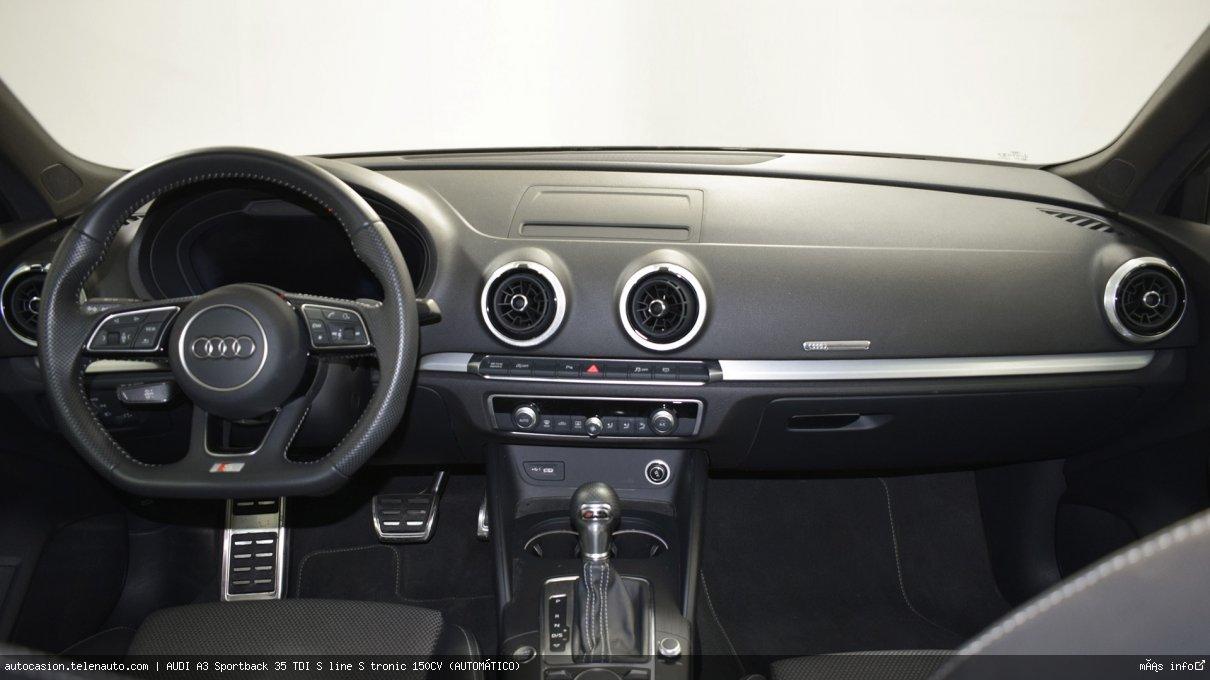 AUDI A6 45 TDI Quattro Tiptronic 231CV (AUTOMÁTICO 4X4) - Foto 8