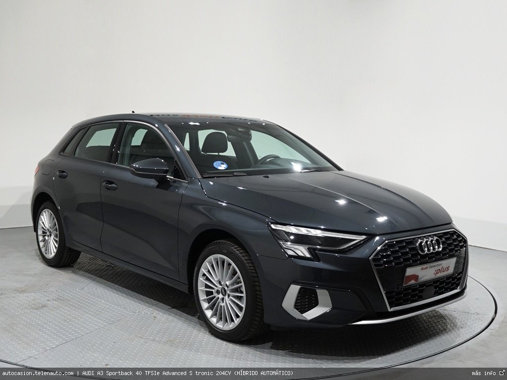 audi a1 sportback 1 6 tdi adrenalin 116 cv diesel kilometro 0 de segunda mano. Black Bedroom Furniture Sets. Home Design Ideas
