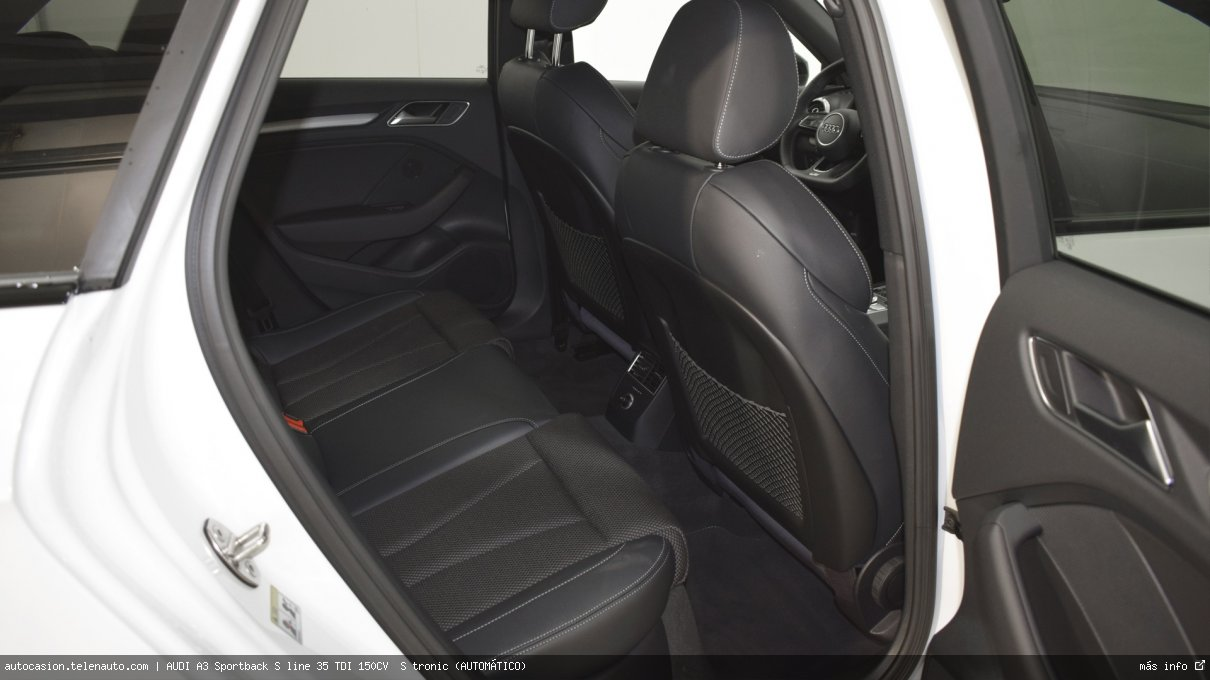 Audi A3 Sportback S line 35 TDI 150CV  S tronic (AUTOMÁTICO)  Diesel kilometro 0 de ocasión 15