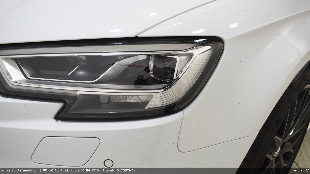 Audi A3 Sportback S line 35 TDI 150CV  S tronic (AUTOMÁTICO)  Diesel kilometro 0 de ocasión 7