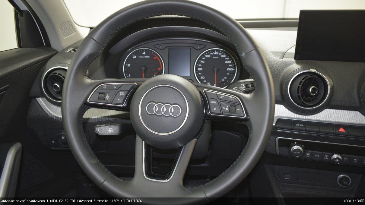 Volkswagen Golf 1.4 TSI BMT Advance DSG 125CV (AUTOMÁTICO) Gasolina de ocasión 11