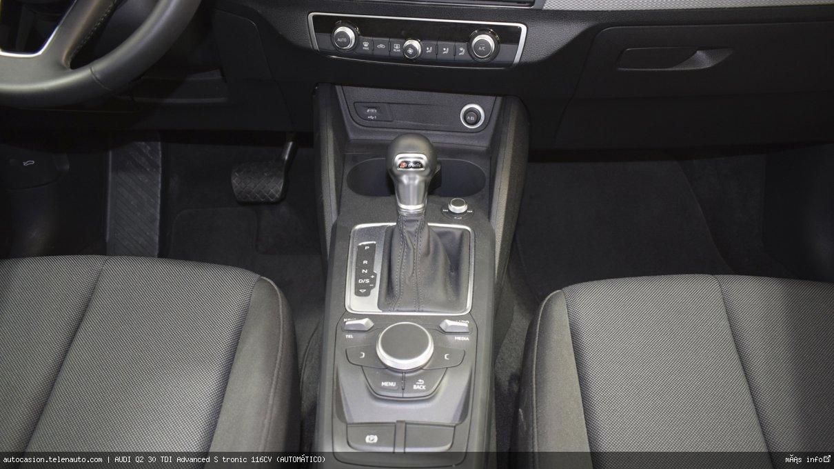 Volkswagen Golf 1.4 TSI BMT Advance DSG 125CV (AUTOMÁTICO) Gasolina de ocasión 12