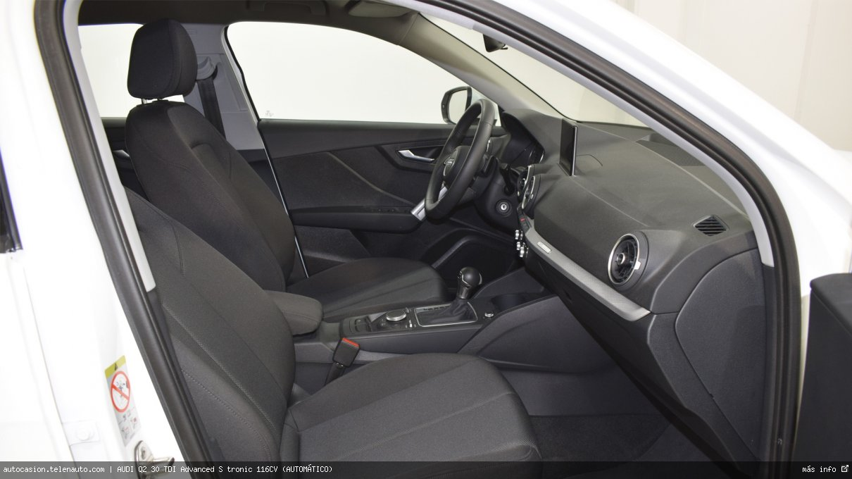 Seat Leon ST 2.0 TDI S&S FR Ultimate Edition 150CV Diesel de ocasión 8