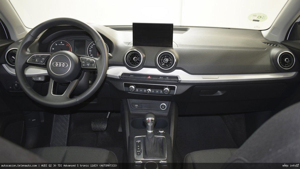 Volkswagen Golf 1.4 TSI BMT Advance DSG 125CV (AUTOMÁTICO) Gasolina de ocasión 10