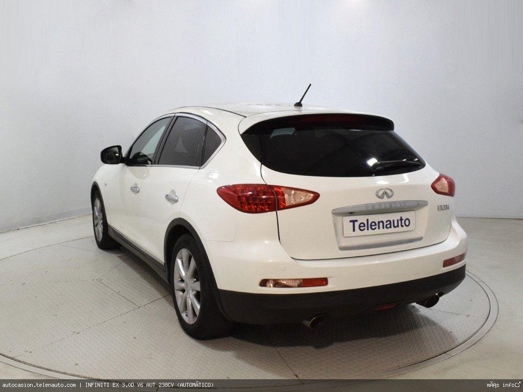 Opel Zafira 1.4 T Excellence SS 140CV Gasolina de ocasión 3