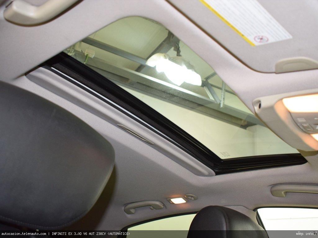 Opel Zafira 1.4 T Excellence SS 140CV Gasolina de ocasión 5