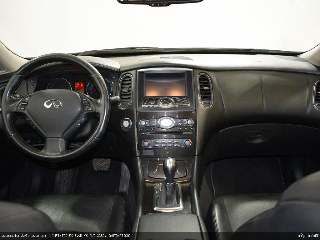 Opel Zafira 1.4 T Excellence SS 140CV Gasolina de ocasión 7