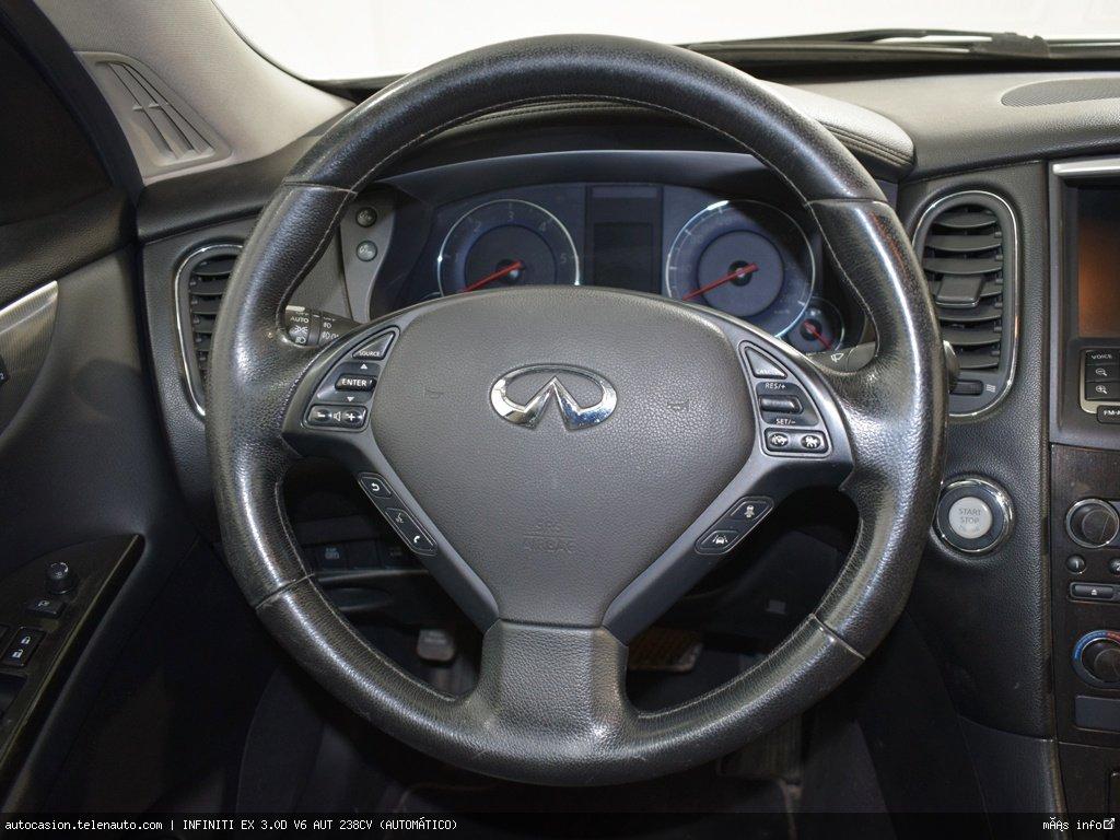 Opel Zafira 1.4 T Excellence SS 140CV Gasolina de ocasión 8
