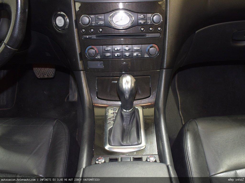 Opel Zafira 1.4 T Excellence SS 140CV Gasolina de ocasión 9