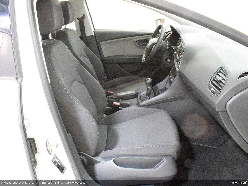Seat Mii 1.0 75 Style Gasolina de ocasión 6
