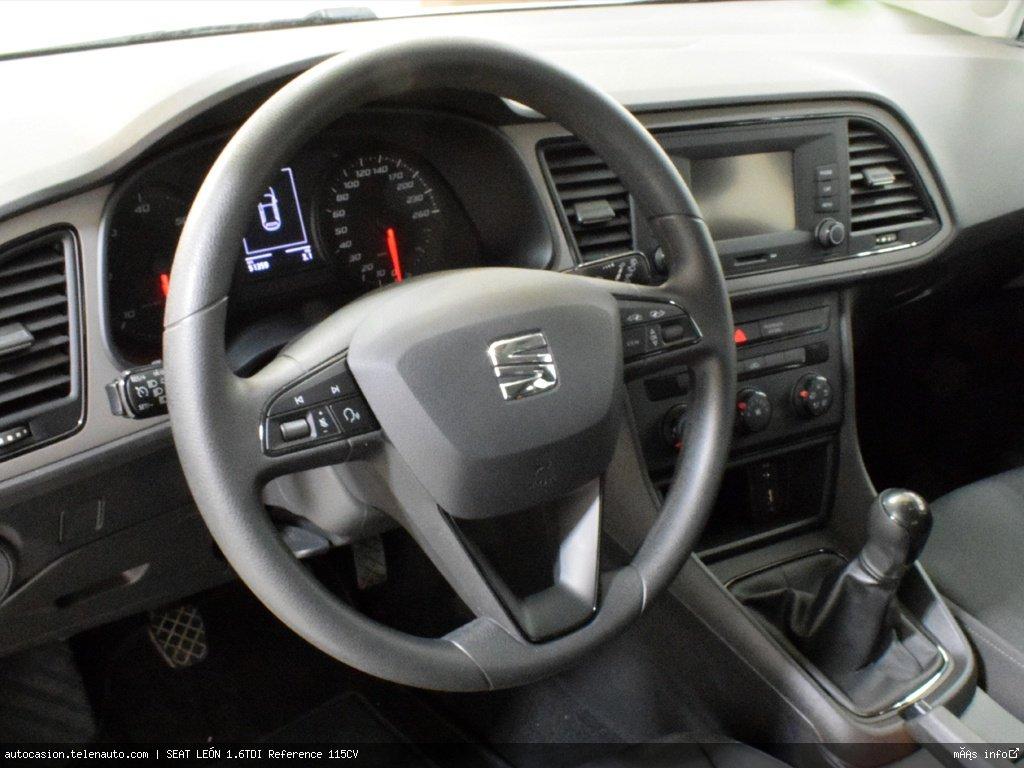 Seat Mii 1.0 75 Style Gasolina de ocasión 8