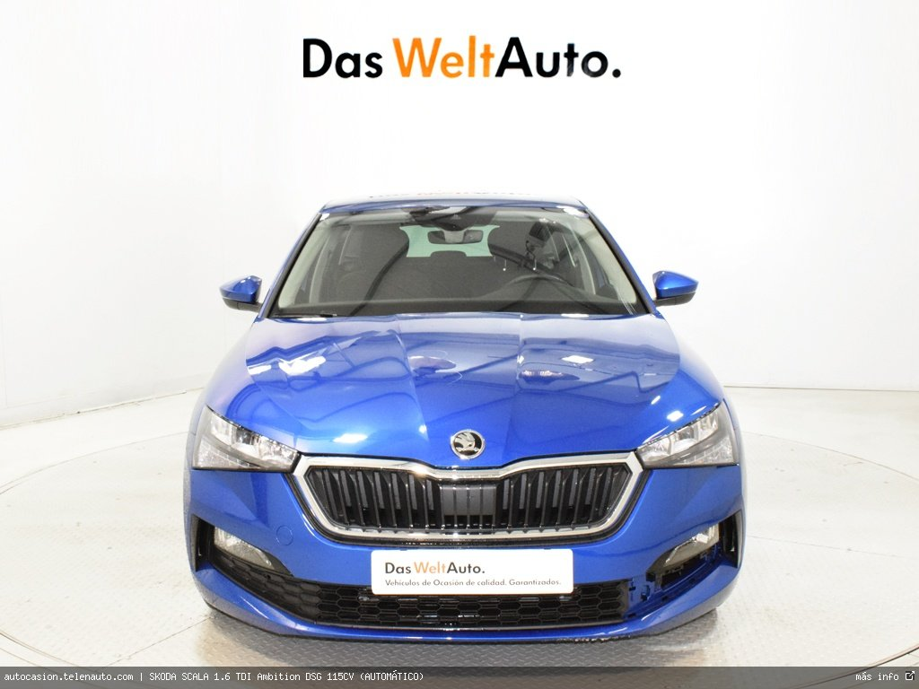 Audi A4 avant 2.0TDI Design ed. S tronic 190CV (AUTOMÁTICO) Diesel seminuevo de segunda mano 2