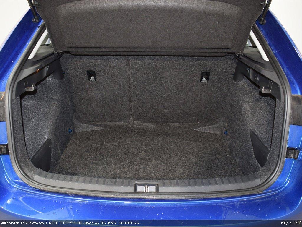 Audi A4 avant 2.0TDI Design ed. S tronic 190CV (AUTOMÁTICO) Diesel seminuevo de segunda mano 11