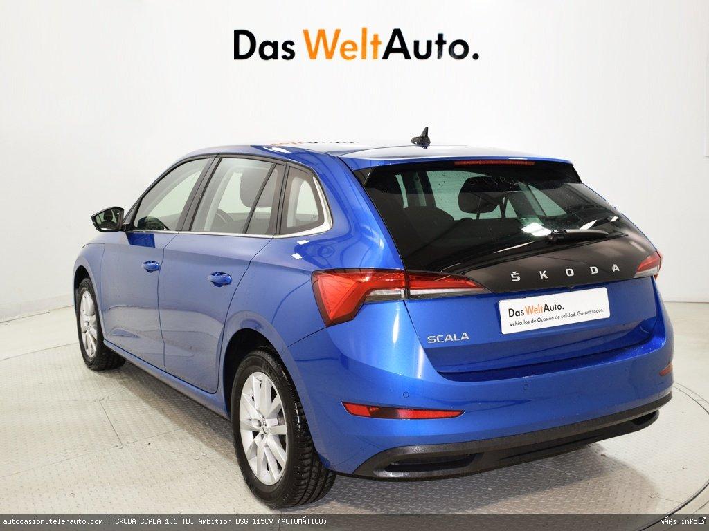 Audi A4 avant 2.0TDI Design ed. S tronic 190CV (AUTOMÁTICO) Diesel seminuevo de segunda mano 4
