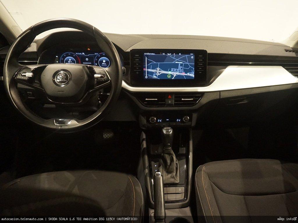 Audi A4 avant 2.0TDI Design ed. S tronic 190CV (AUTOMÁTICO) Diesel seminuevo de segunda mano 7