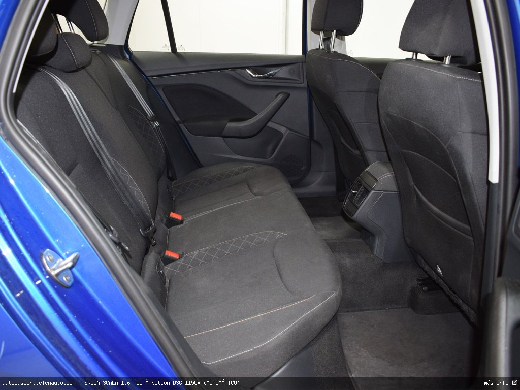 Audi A4 avant 2.0TDI Design ed. S tronic 190CV (AUTOMÁTICO) Diesel seminuevo de segunda mano 10
