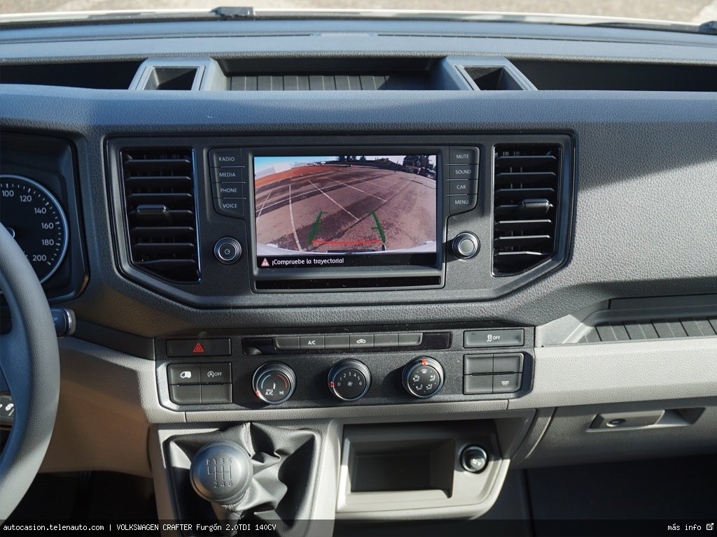 VOLKSWAGEN CARAVELLE 2.0TDI BMT Trendline DSG 150CV (AUTOMÁTICO) - Foto 4