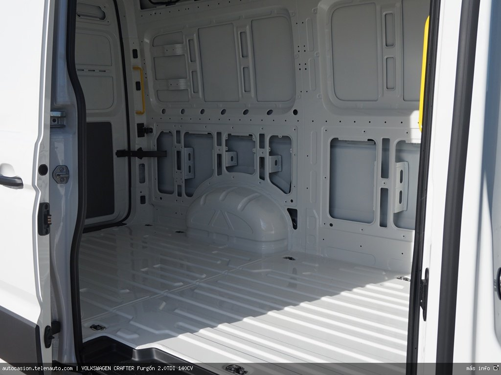 VOLKSWAGEN CARAVELLE 2.0TDI BMT Trendline DSG 150CV (AUTOMÁTICO) - Foto 7