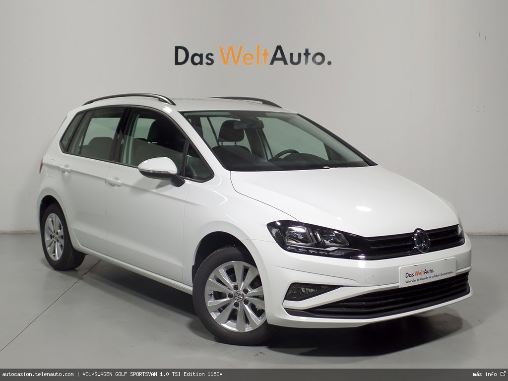 Volkswagen Golf 1.6TDI CR Advance BMT Rabbit 105 Diesel de segunda