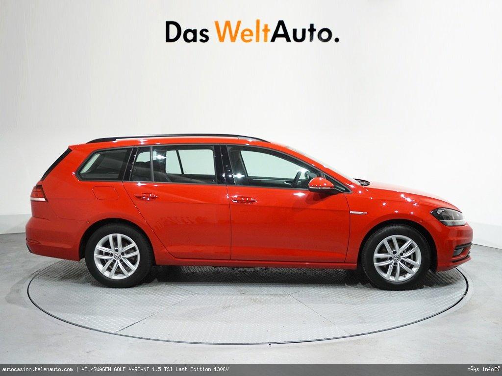 Volkswagen Golf Variant 1.6TDI Advance DSG7 115CV (AUTOMÁTICO) Diesel de segunda mano 2