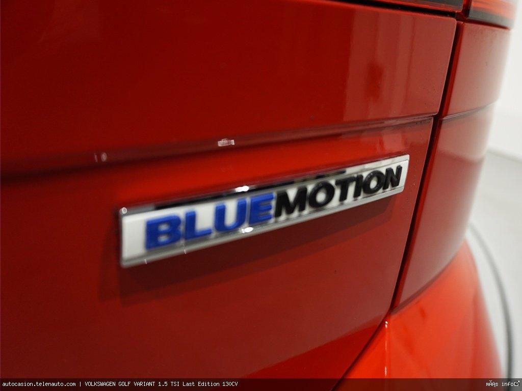 Volkswagen Golf Variant 1.6TDI Advance DSG7 115CV (AUTOMÁTICO) Diesel de segunda mano 4