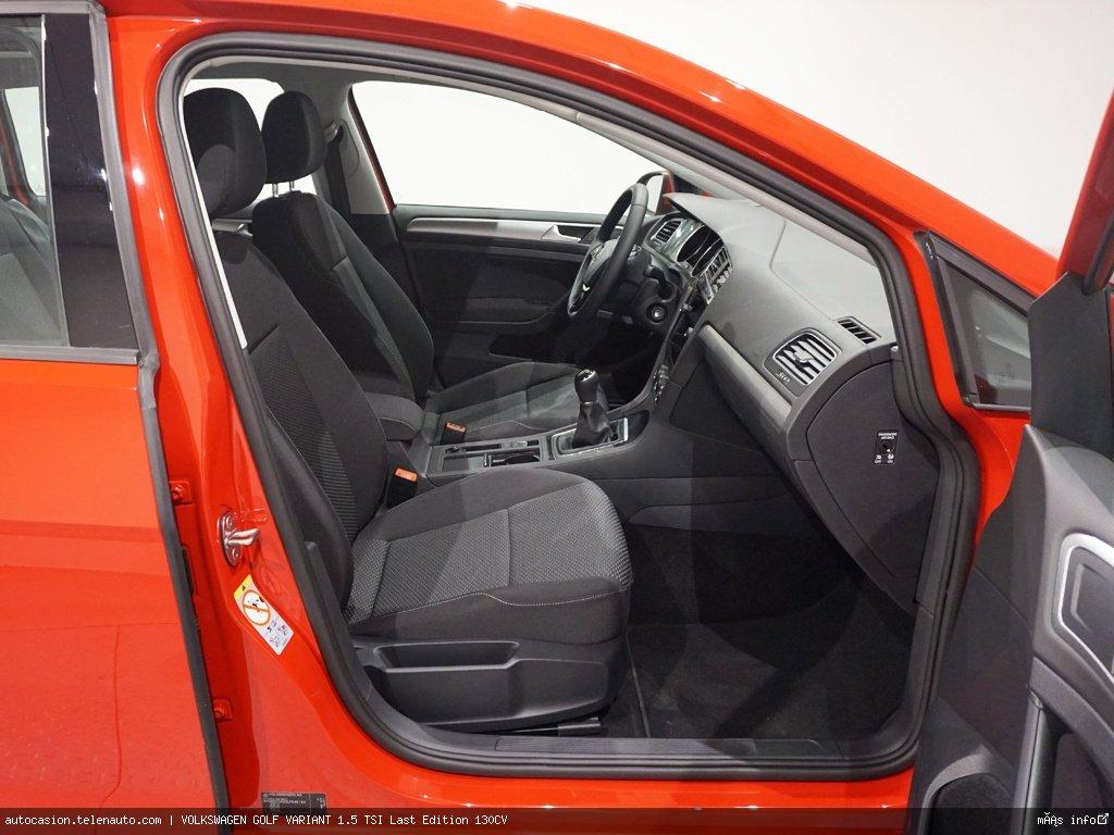 Volkswagen Golf Variant 1.6TDI Advance DSG7 115CV (AUTOMÁTICO) Diesel de segunda mano 5