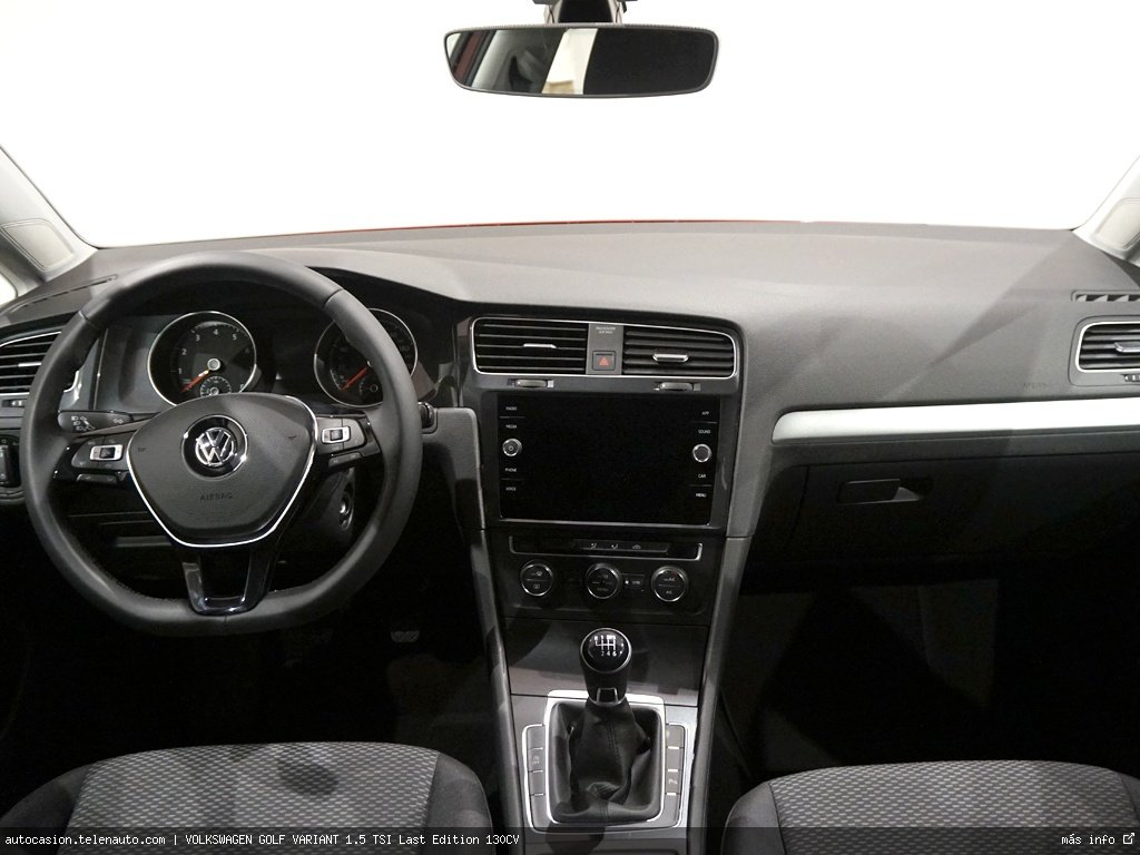 Volkswagen Golf Variant 1.6TDI Advance DSG7 115CV (AUTOMÁTICO) Diesel de segunda mano 6
