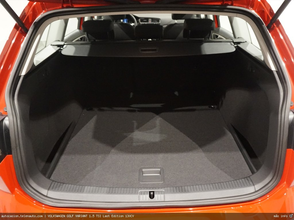 Volkswagen Golf Variant 1.6TDI Advance DSG7 115CV (AUTOMÁTICO) Diesel de segunda mano 8
