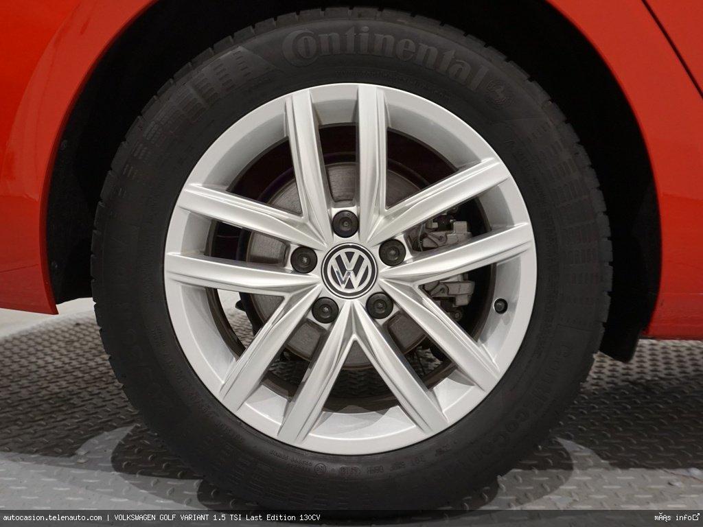 Volkswagen Golf Variant 1.6TDI Advance DSG7 115CV (AUTOMÁTICO) Diesel de segunda mano 9