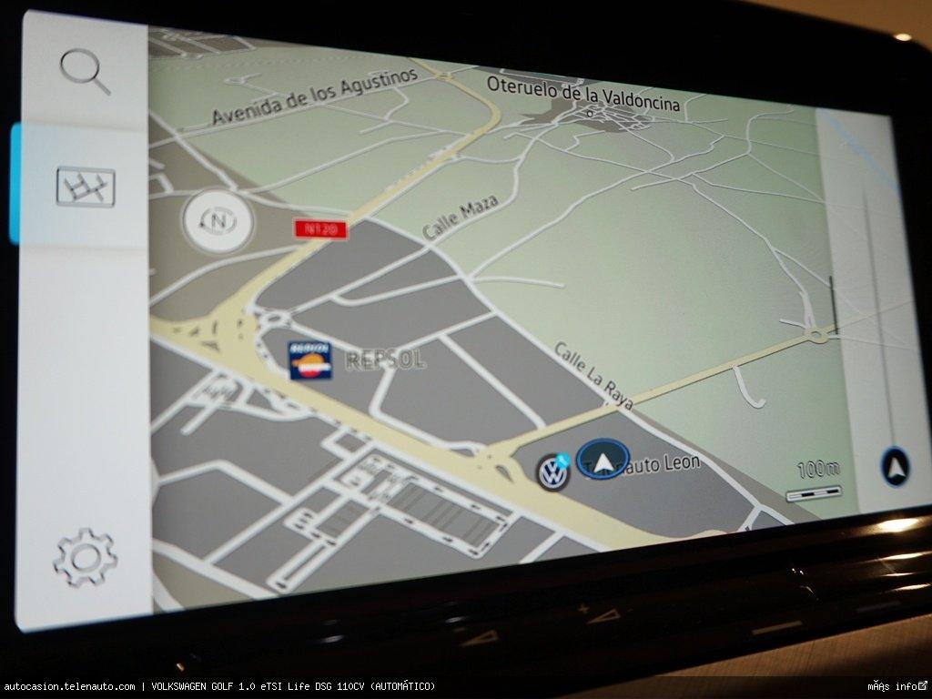 VOLKSWAGEN GOLF Sport RLine 2.0 TDI 150CV DSG (AUTOMÁTICO) - Foto 5