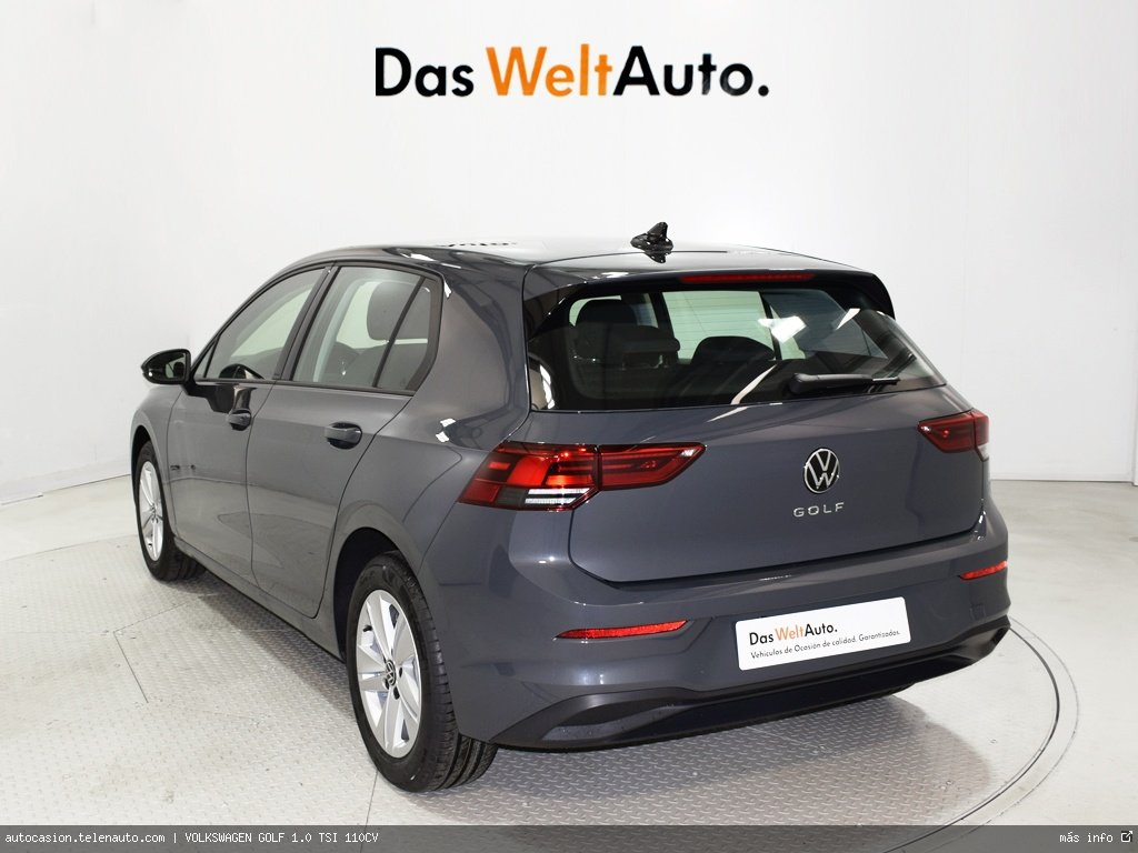 VOLKSWAGEN GOLF 1.6TDI CR BMT Advance 110CV - Foto 2